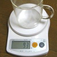 100均 耐熱ガラス マグカップ