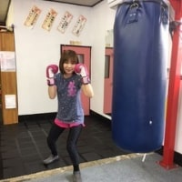 ボクシング!初体験!