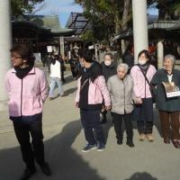 初詣 石切神社☆
