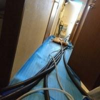 給水設備改修工事