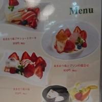 フルーツむらはた富山大和店で、あまおうを堪能しました