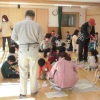 正林寺保育園凧教室