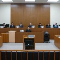 東海原発再稼動差止め裁判口頭弁論で原告の陳述をしました。