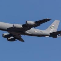 2月12日 横田基地 KC-135