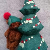 モミノキのクリスマスツリー