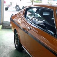 関東三菱自動車津田山店で、欲しいGTO-MRを見つけました。