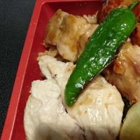タカシヤマフードメゾン「鶏芳」のお弁当