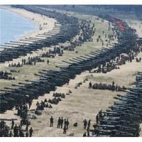 北朝鮮のミサイルが又飛んだ。