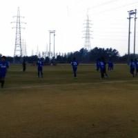 練習試合 富山大学戦
