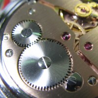 オメガ懐中時計を修理しました