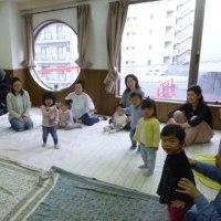 4/26英語リトミック(六甲道教室)