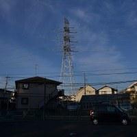 2月22日、午前7時過ぎの空模様