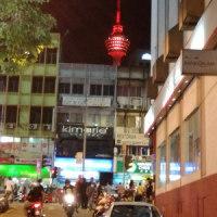徘徊老人のひとりごと 馬来西亜非日乗(平成29年2月26日、日曜日、晴れ後一時スコール)夜