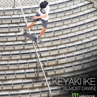 明日2月15日はKEYAKI IKE VIDEO PART[ALMOST DAWN] PREMIERE at INTERSTYLE2017!!