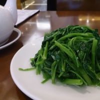 香港での一人ディナー
