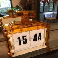170620 「パタパタ時計」組み立て完成、電波受信、稼働!感激。カメーリヤ鉄橋、ロケハン?!