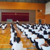 串中全生徒が目指す目標作り3