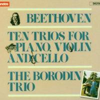 ボロディン / ベートーヴェン ピアノトリオ全集