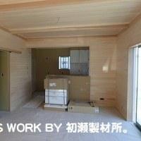H様邸長期優良住宅新築工事(いわき市小名浜) ~大工工事完了~