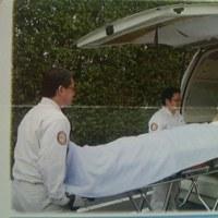 お出かけ作戦は医療サポートカー