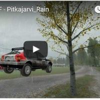 DiRT Rally TESTRUN編 - 雨のHF & 回線異常低下つづき