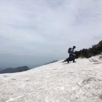 グッチ、大山に行く!