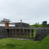 霞城公園 (山形県山形市) 復元が進む霞城(山形城)