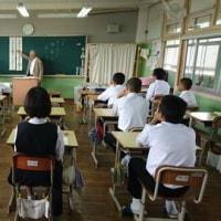 今日は2年生の川柳教室でした。