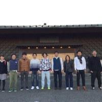 今年の社員旅行は松阪でした