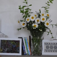 バラの葉&切り花