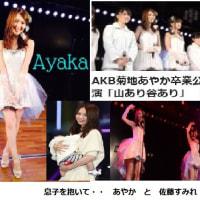 元AKB48の菊地あやか(23)が今月10日午後に長女出産
