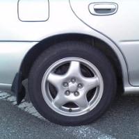 【車】 ノーマルタイヤへ
