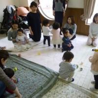 4/12英語リトミック(六甲道教室)