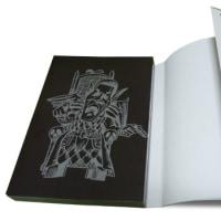 「昭和プロレス版 悪魔の辞典」イラスト(表紙絵・カット)