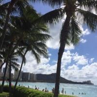現実逃避でハワイなど