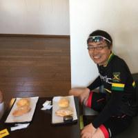 パン屋サイクリングお疲れ様でした。