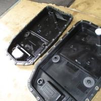 BMW E87/116のATF透析交換。