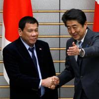 しかるべき時が来ればフィリピンは必ず日本の側に立っています