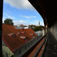 バルト三国 世界遺産の街タリン ⑤城壁