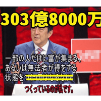 超大物加計学園(加計孝太郎)をテレビは放映しない【森友学園はザコ!】