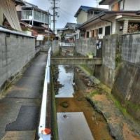 奈良県葛城市尺土の風景