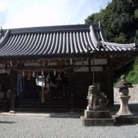 『河内史跡巡り』玉祖神社・、大阪府八尾市神立にある神社。 八尾市東部・高安地区