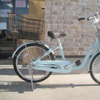 ご注文の自転車 アルミーユミニ入荷しました!
