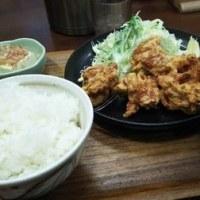 オリジンダイニング 実籾店 から揚げ定食