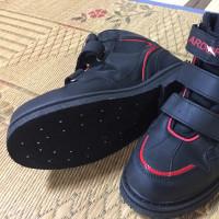 磯靴の修理!