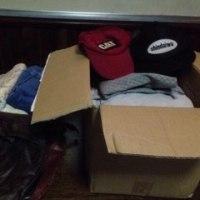 カンボジア孤児院へ衣類のご支援が届きました