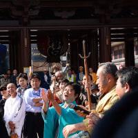 大師河原の慶安酒合戦