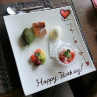 「息子の嫁のバースデイ」はイタリア料理で お祝い
