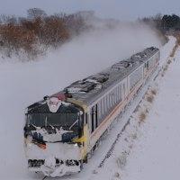 雪煙 鉄道編