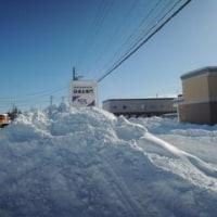 大雪すぎて災害レベル